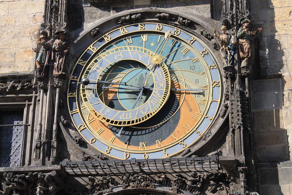 Астрономические часы «Орлой»
