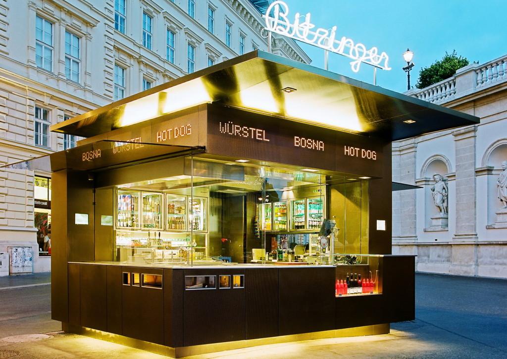 Fast Food в Вене