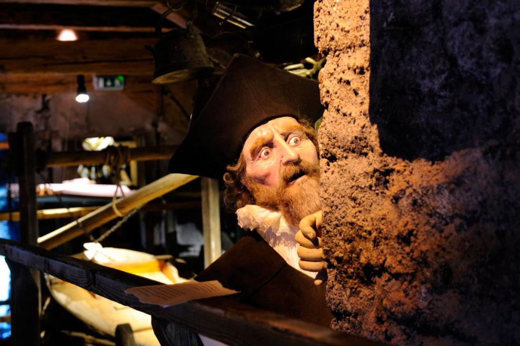 Интерактивный музей алхимиков и магов старой Праги
