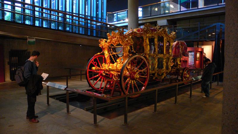 Музей Лондона (Museum of London)