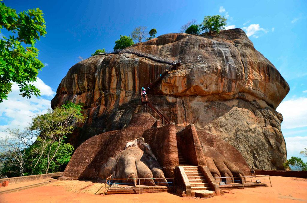 Сигирия — Львиная крепость Шри-Ланки