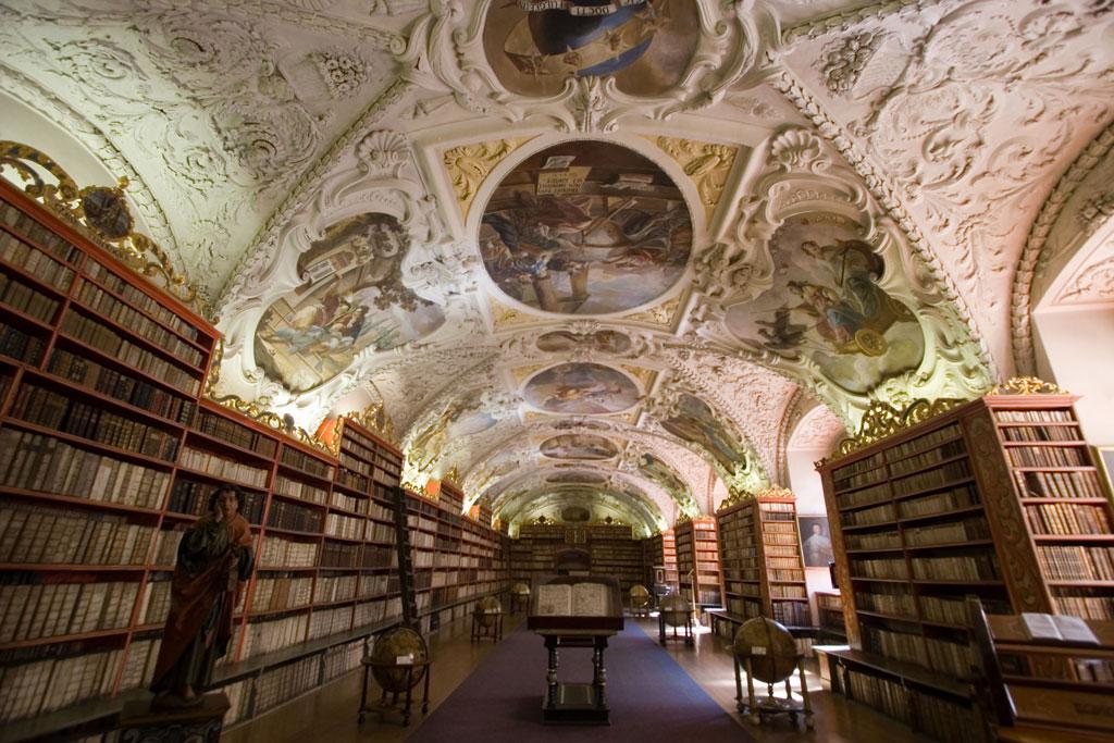 Страговский монастырь, Прага