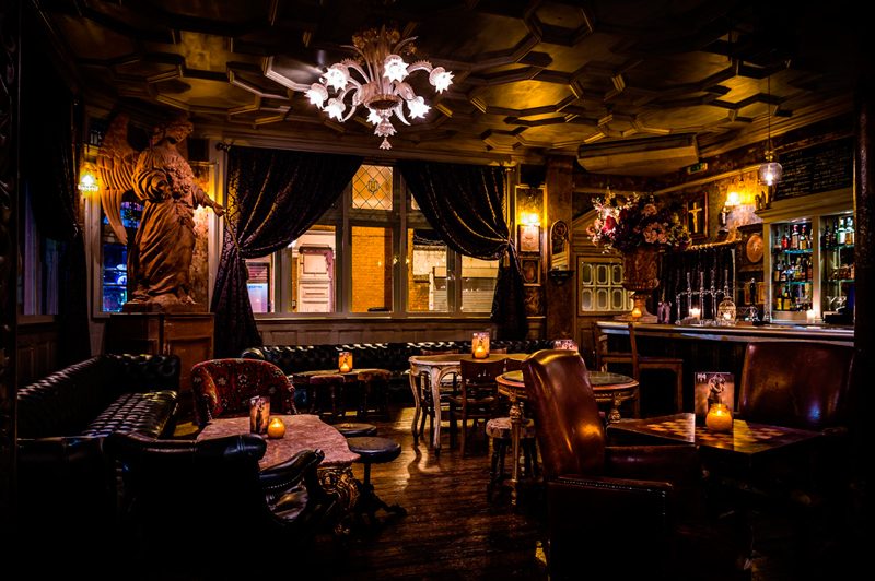 Ресторан Paradise by Way of Kensal Green