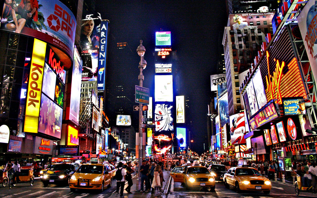 Нью-Йорк для всех