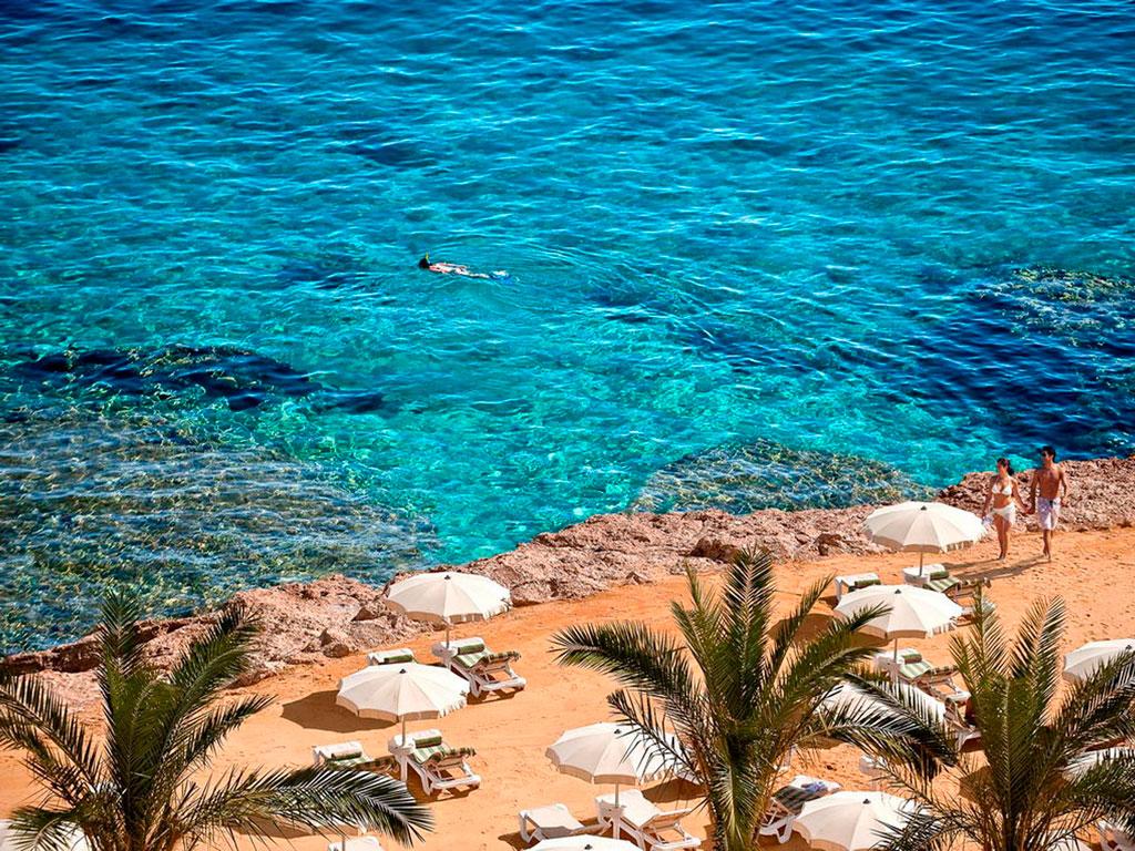 Египет, пляж