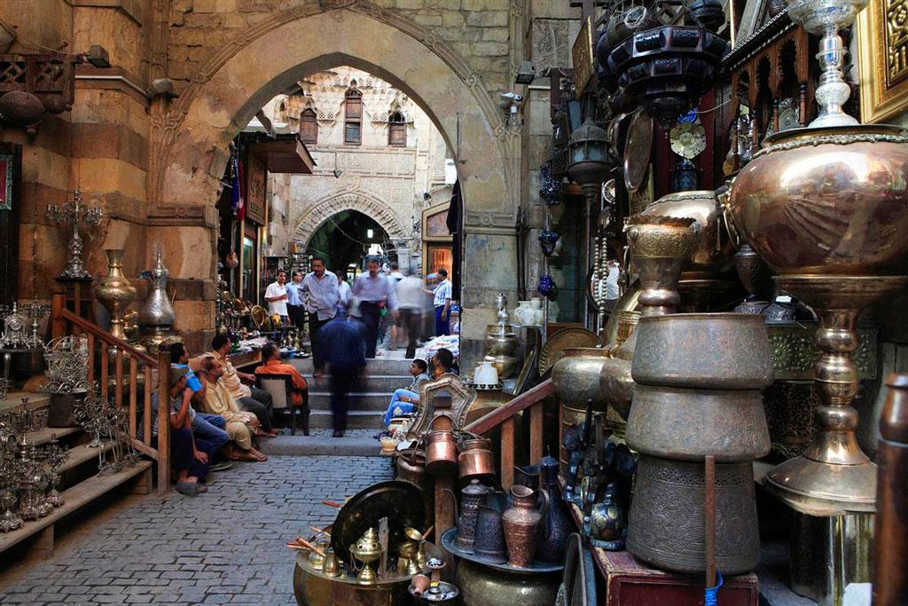 Египет, шоппинг