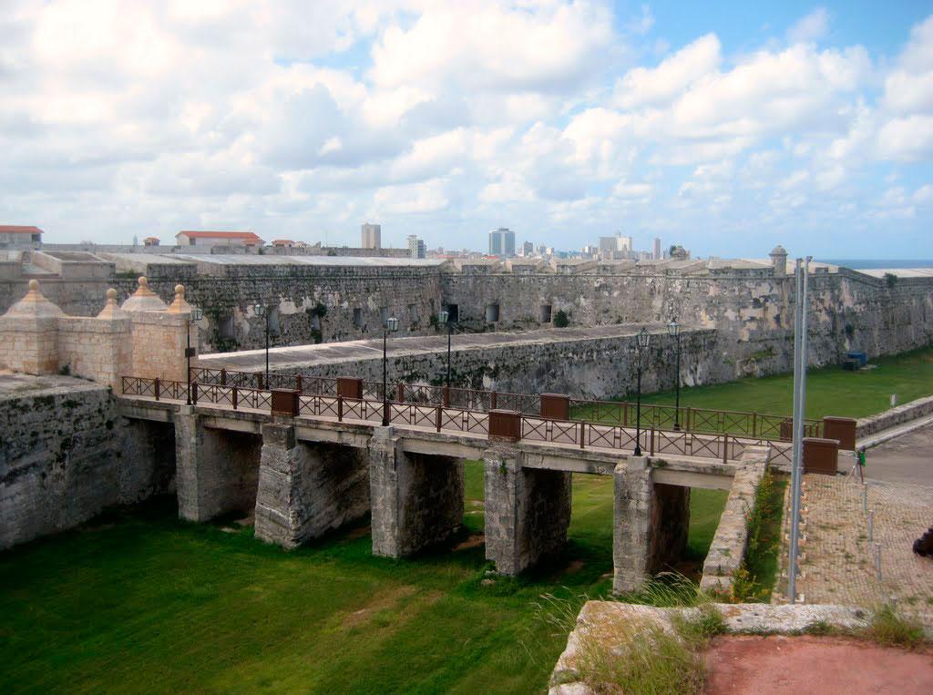 крепостной комплекс Ла-Кабанья