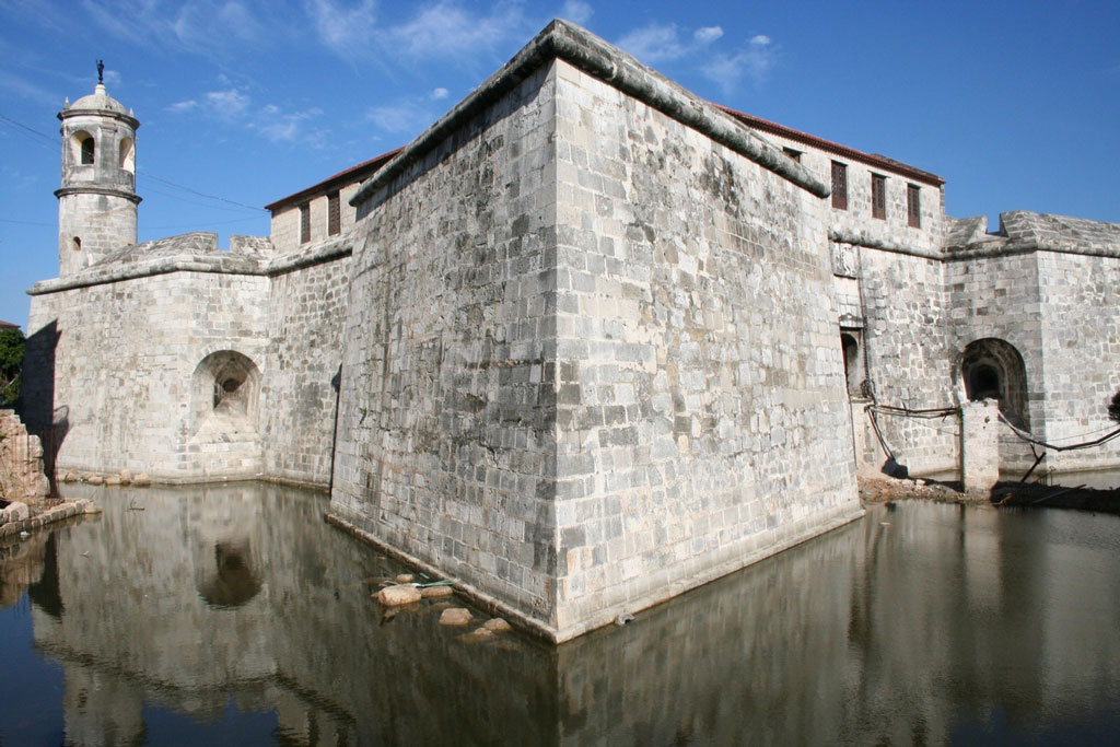 Крепость Ла-Фуэрса