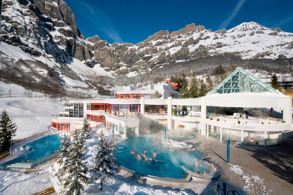 Термальные курорты