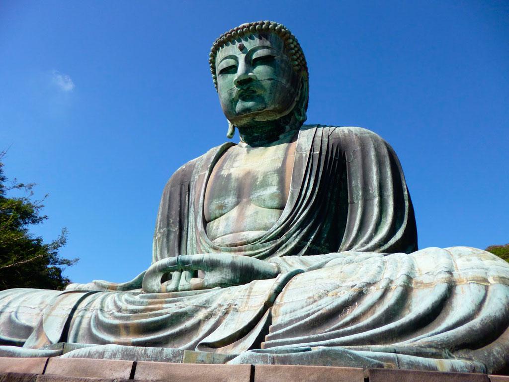 Памятник Великому Будде Камакуре