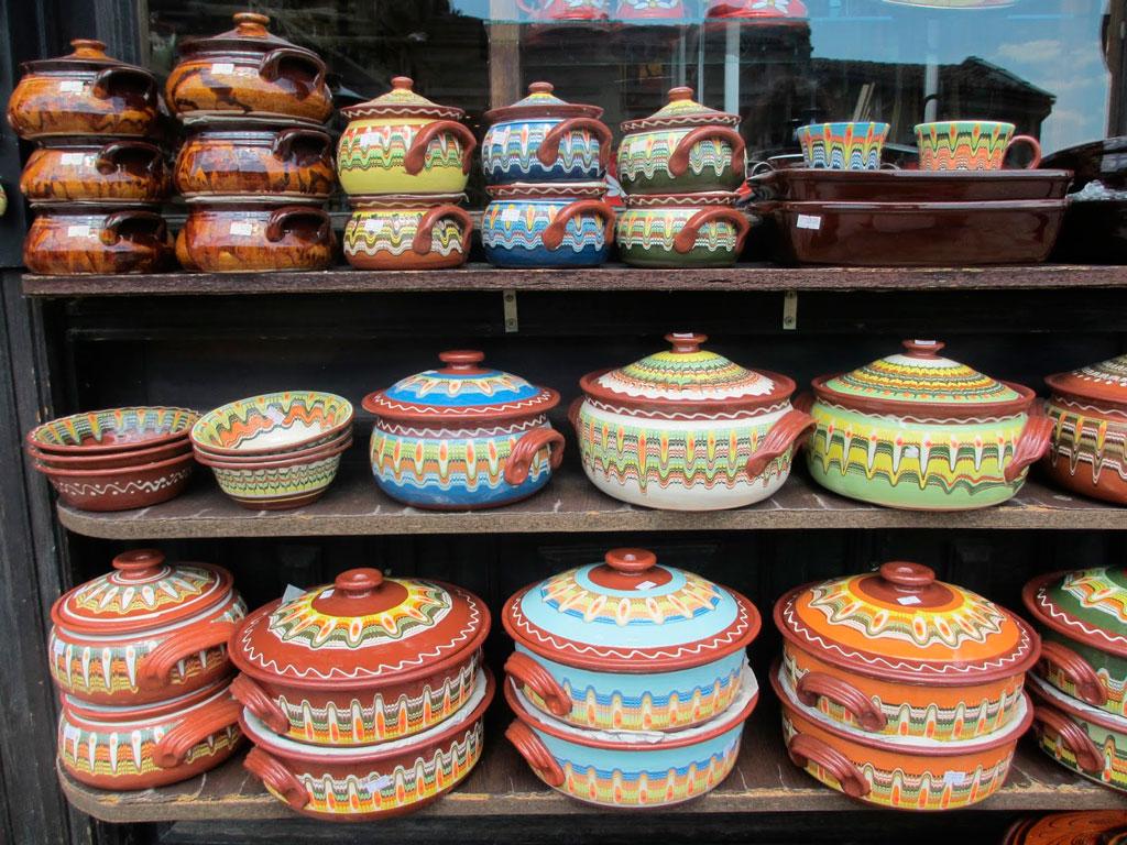 Сувениры из керамики
