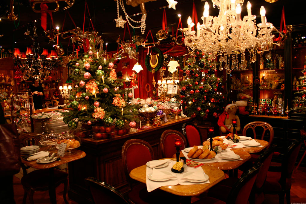 Ресторан в Швейцарии