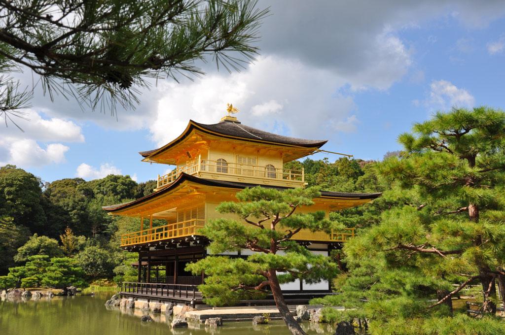 Храм Золотого павильона