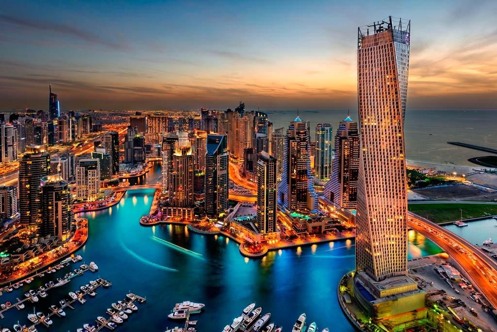 В Дубай самостоятельно