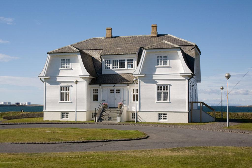 Муниципальный дом приёмов Хёвди