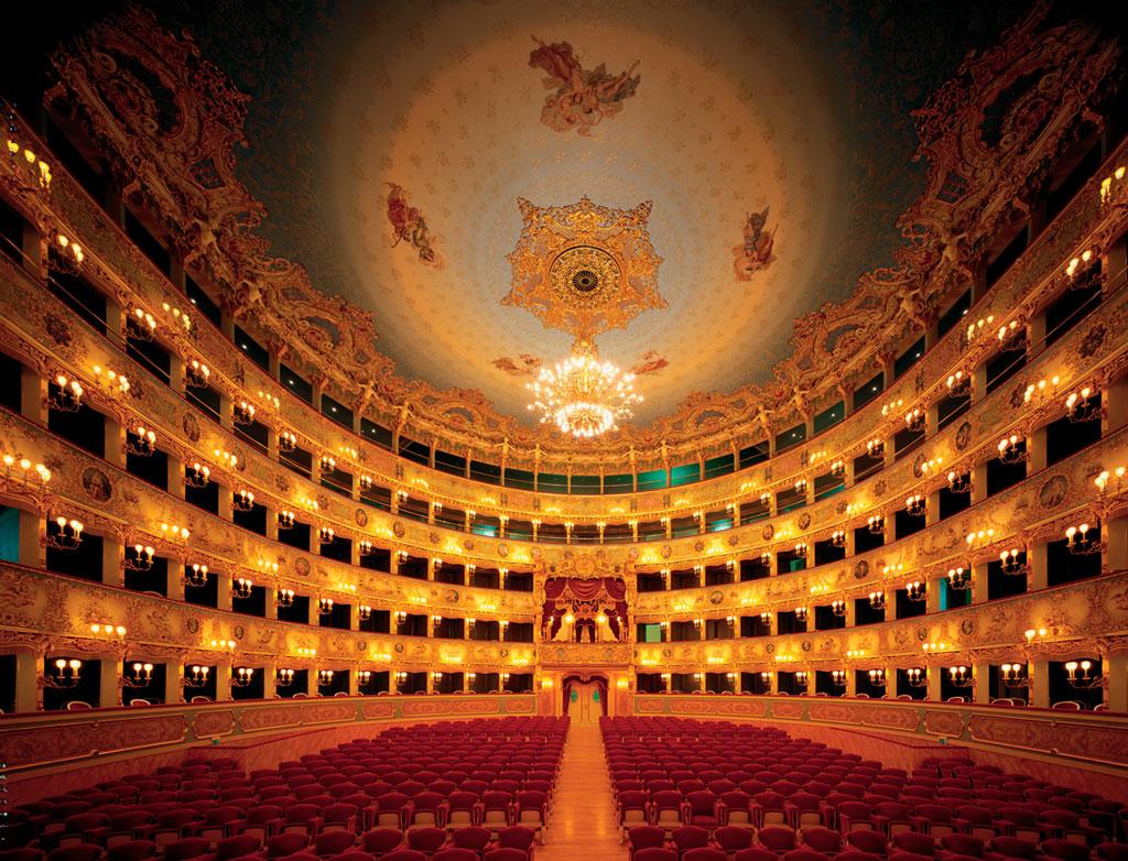 Венецианский театр «Ла Фениче»
