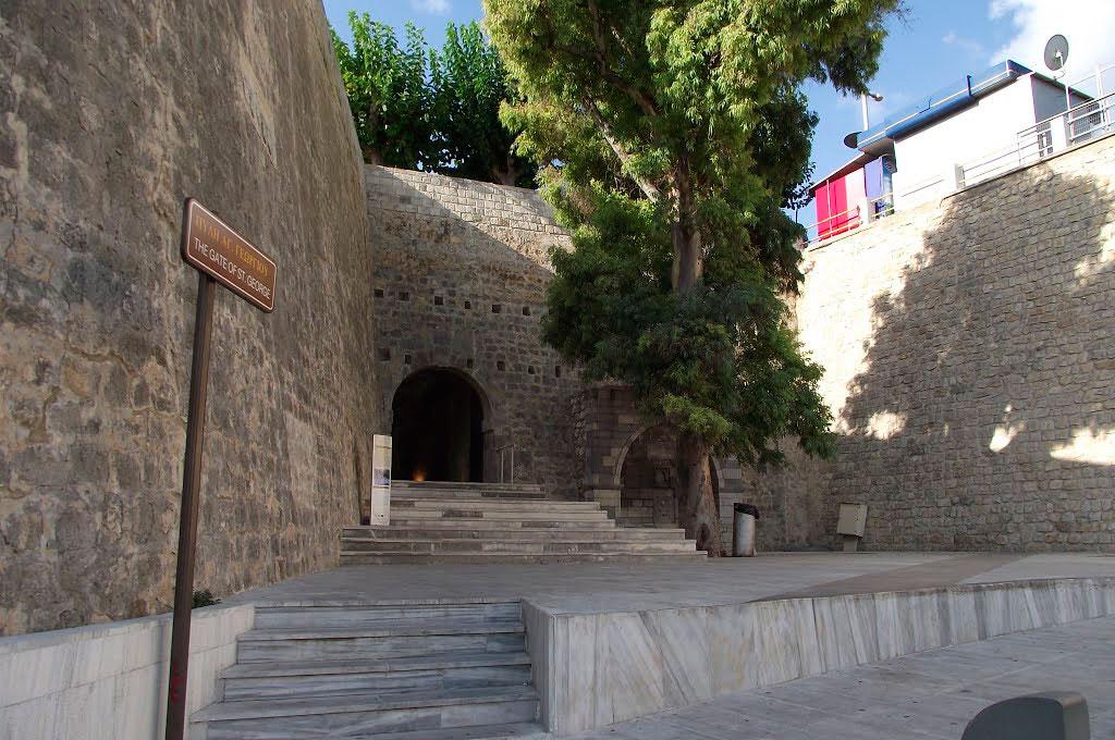 ворота Святого Георгия