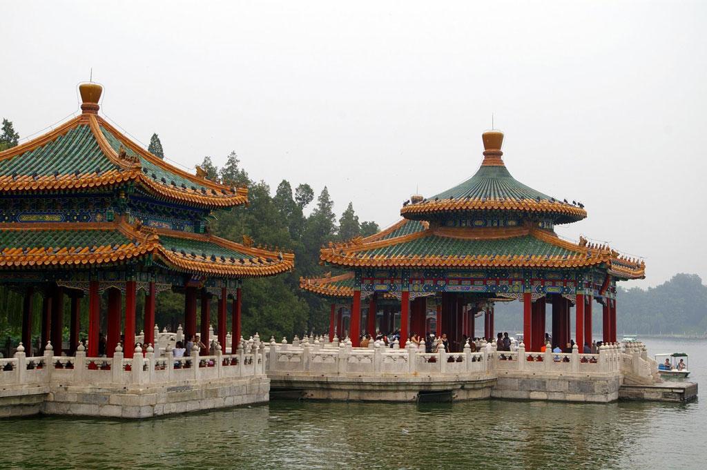 Парк Beihai
