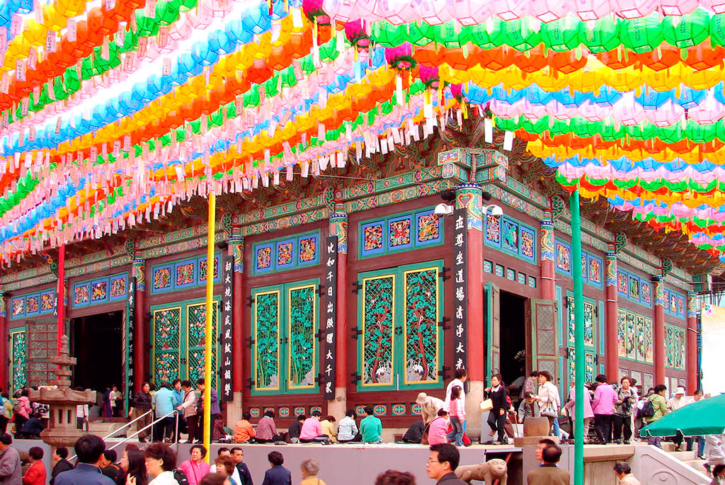 Храм Чогеса