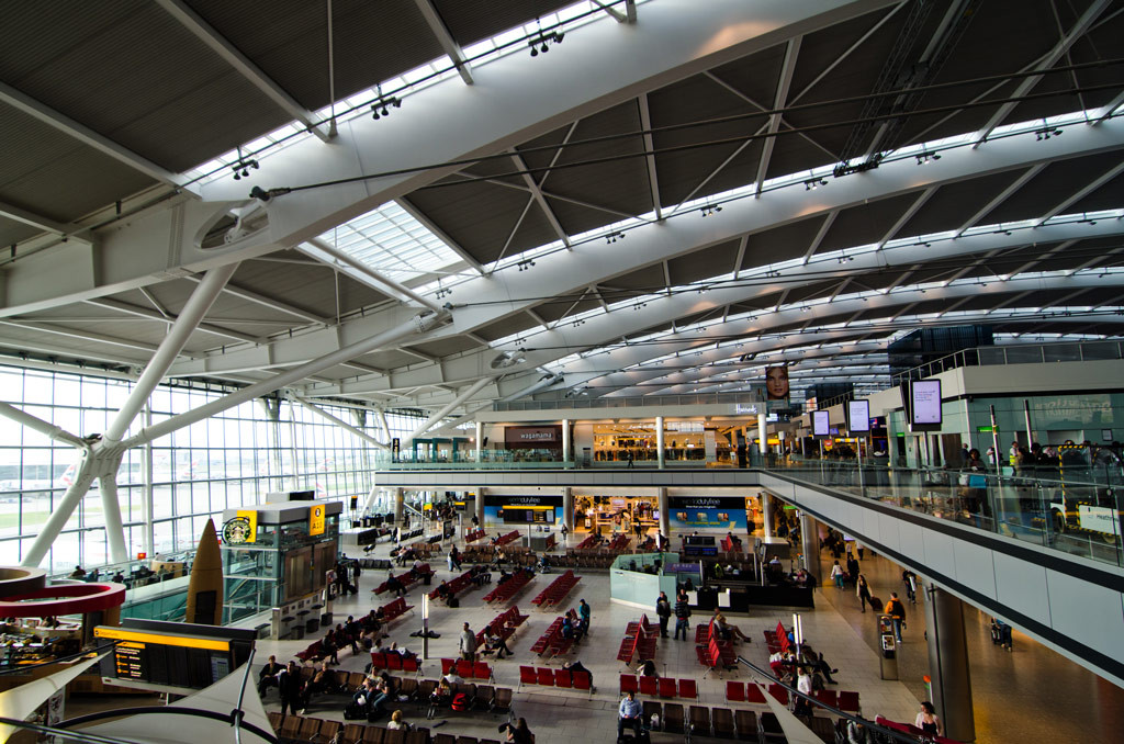 Аэропорт, Милан