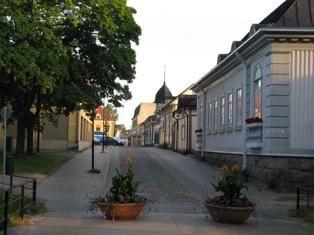 Раума, Финляндия
