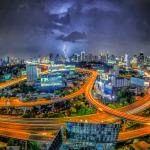 Маршрут по Бангкоку