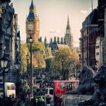 Маршрут по Лондону