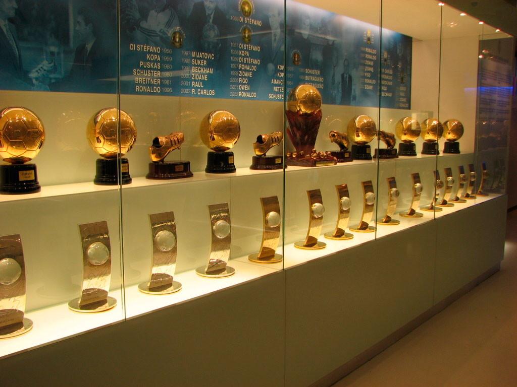 Музей клуба реал мадрид