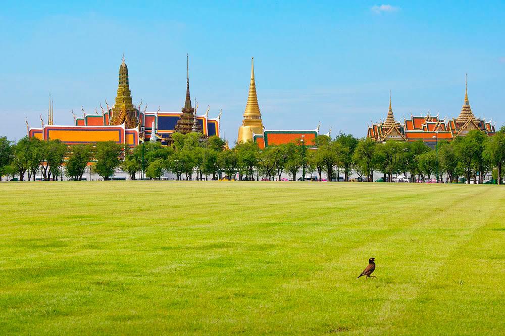 Парк Санам Луанг