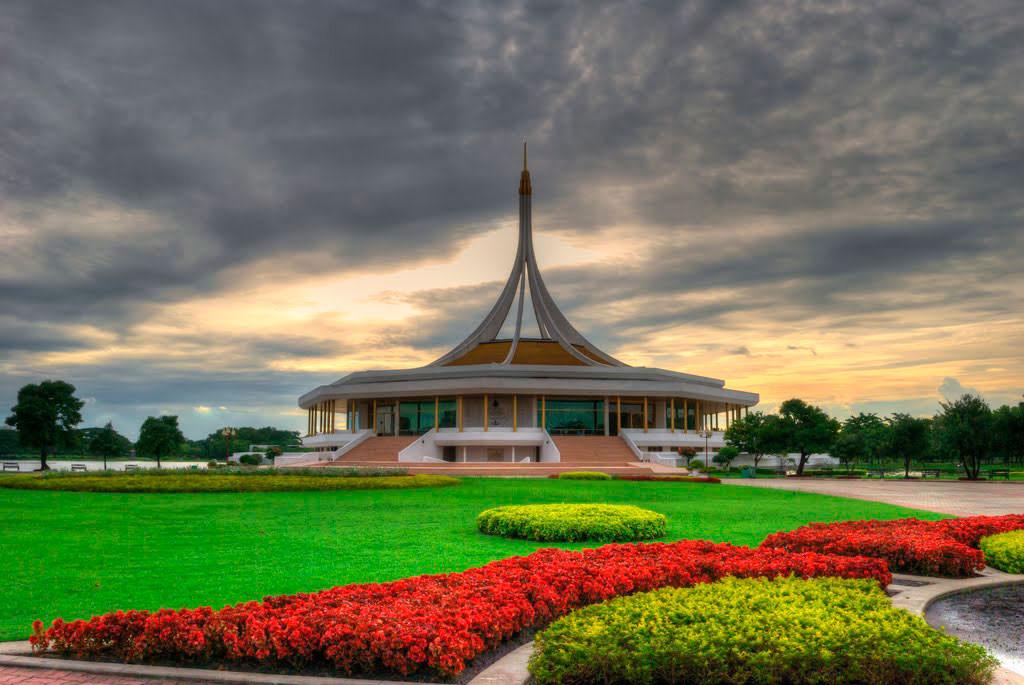 Парк короля
