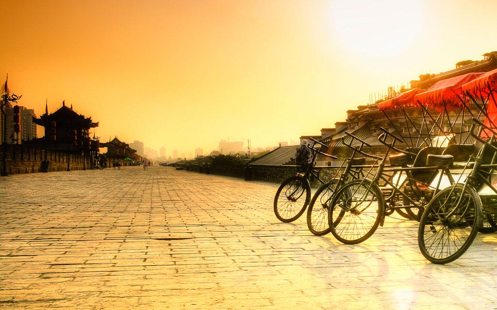 Сиань, Китай