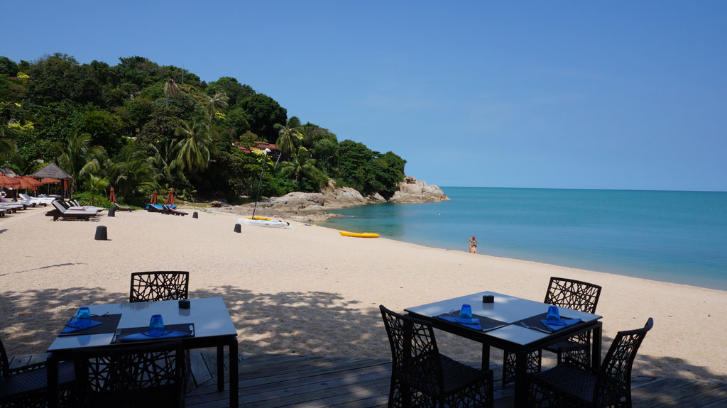 Пляж Тонгсаи