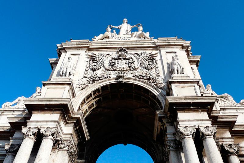 Триумфальная Арка, Лиссабон
