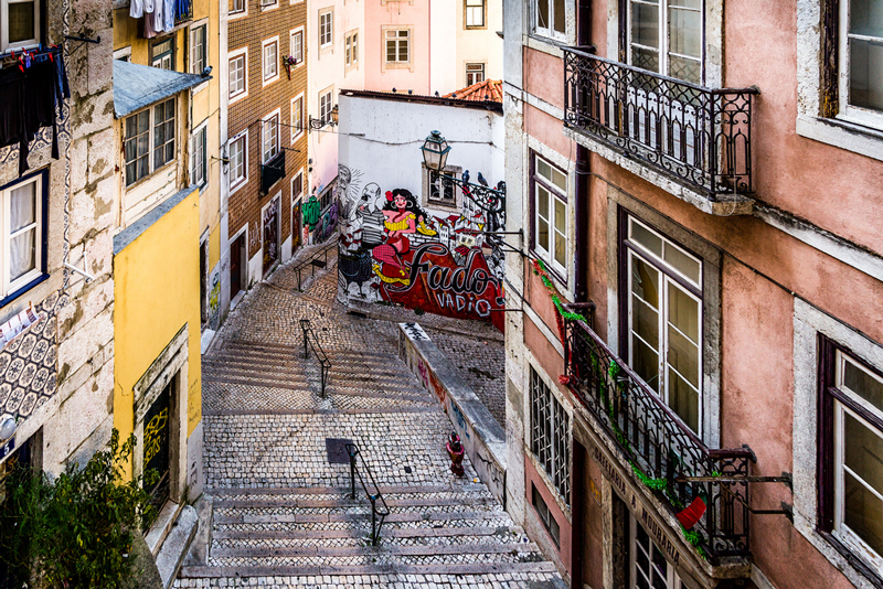 Район Алфама, Лиссабон