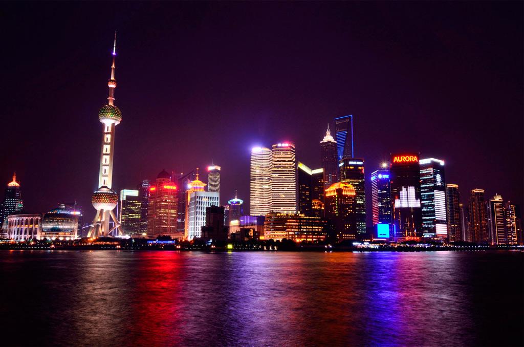 The Bund, Шанхай