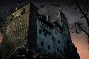 Замок графа Дракулы в Румынии
