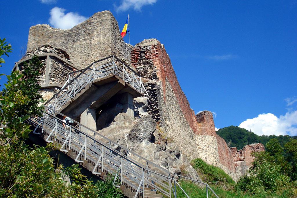 Крепость Поенари