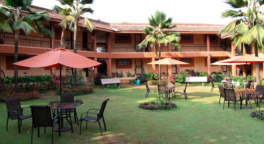 The International Centre Goa