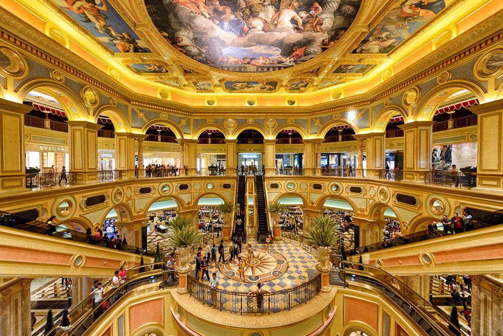 Venetian казино