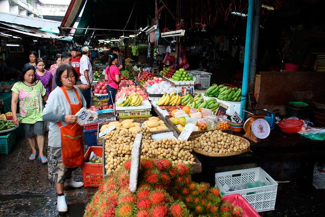 Рынок Клонг Той