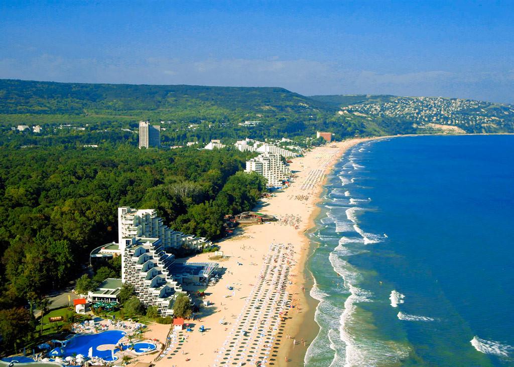 Албена, Болгария