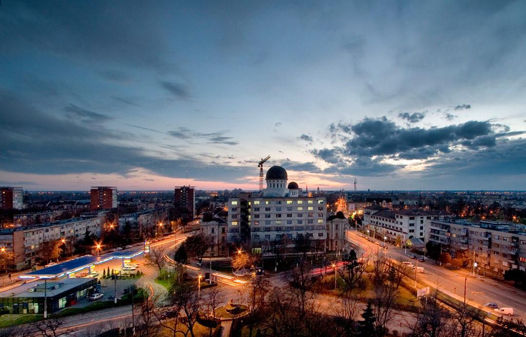 Арад, Румыния