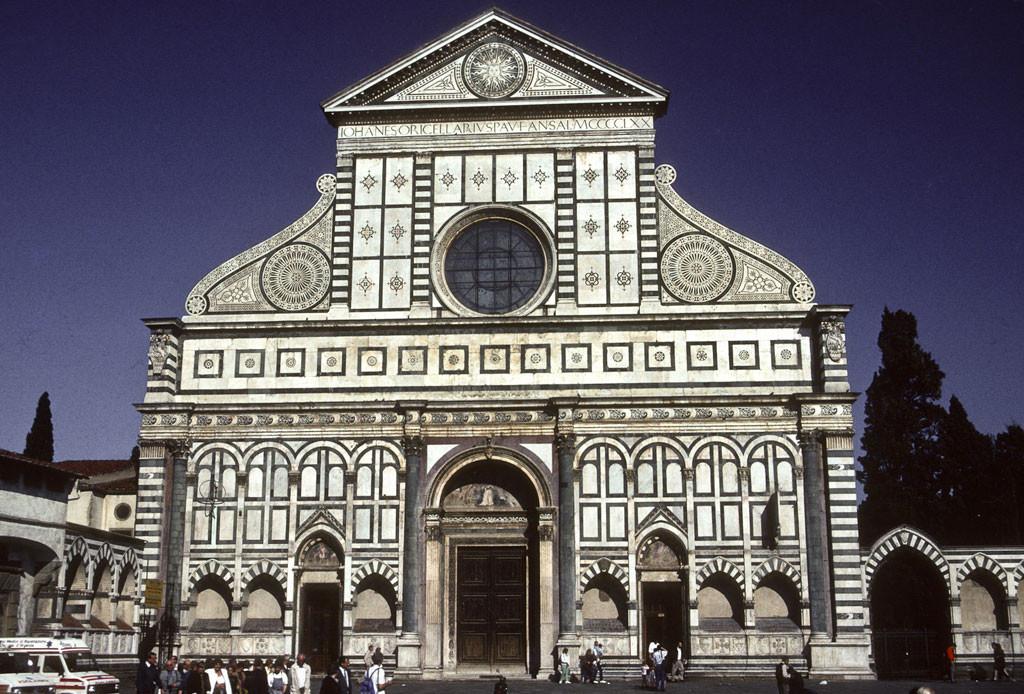 Базилика Санта-Мария Новелла