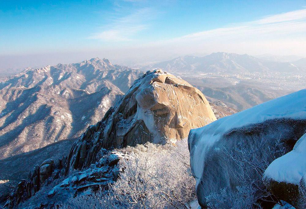 Гора Пукхансан