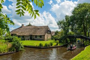 Гитхорн — деревня без дорог