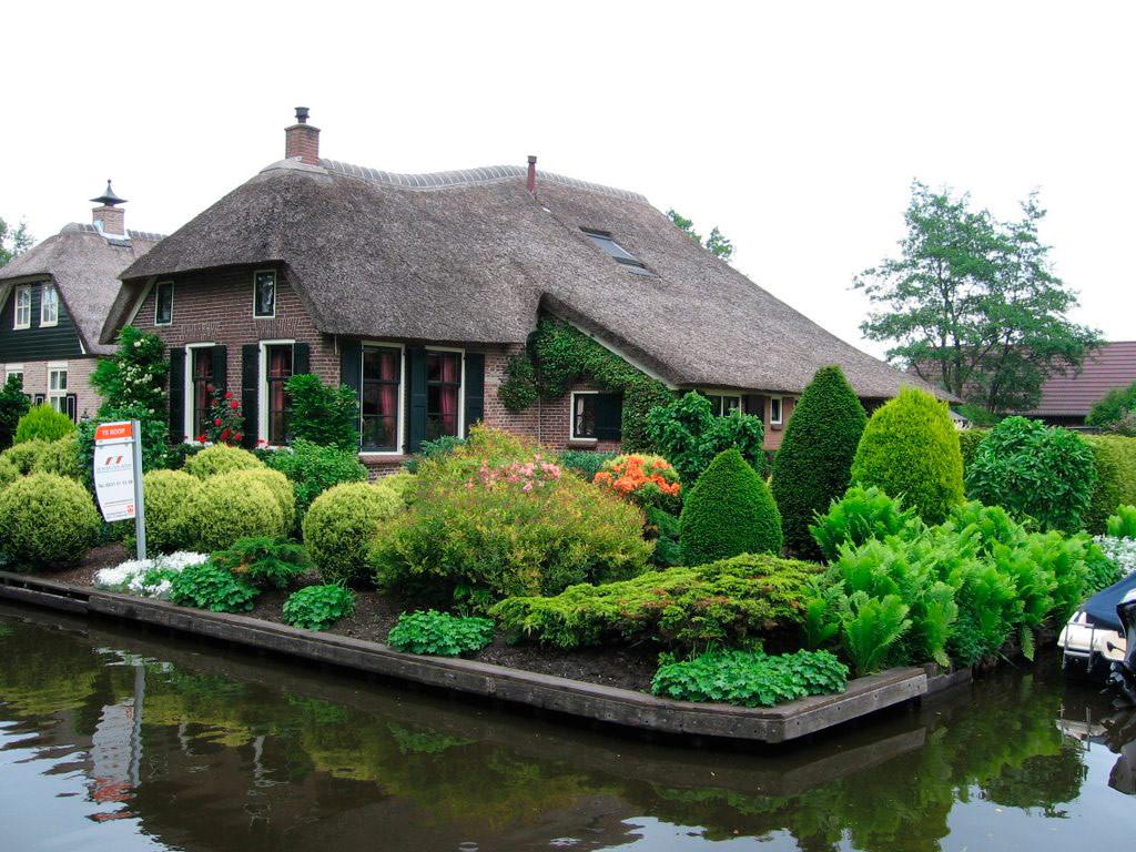 Деревня Гитхорн