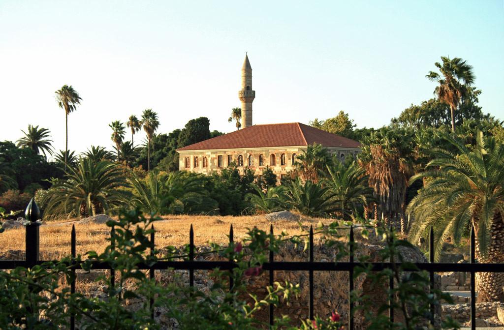 Мечеть Хаджи Хасана