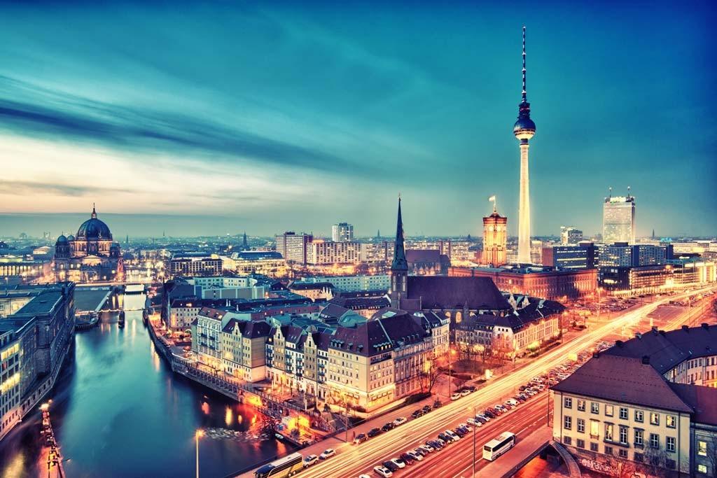 Необычные развлечения в Берлине