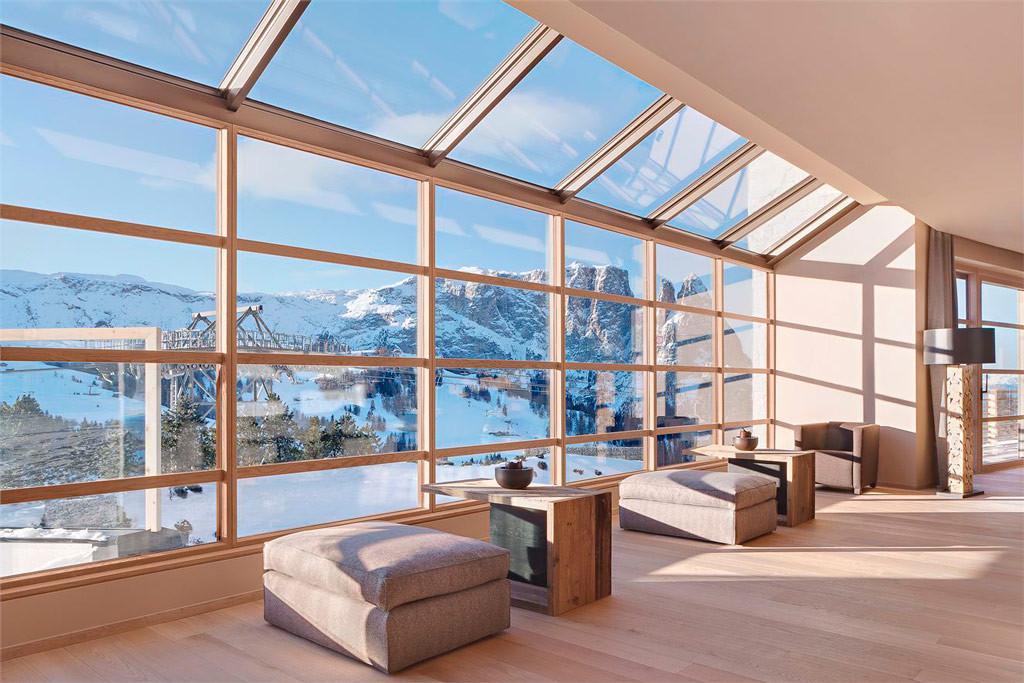 Отдых в отеле, Доломитовые Альпы