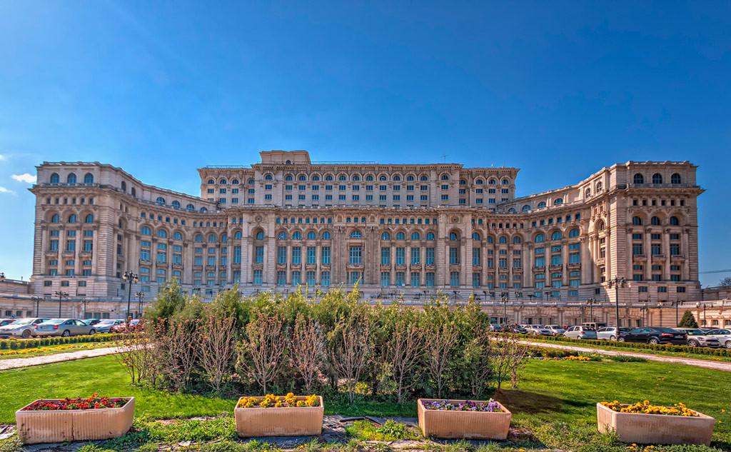 Парламентский дворец